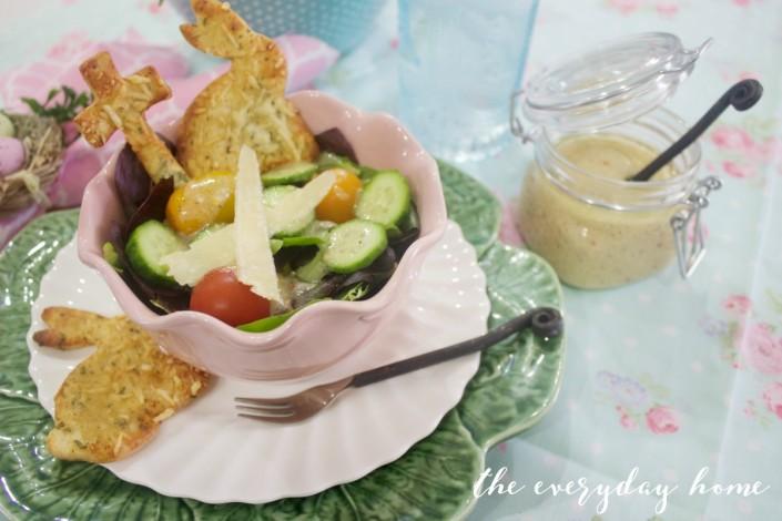 Baked Bunny Crackers | The Everyday Home | www.everydayhomeblog.com