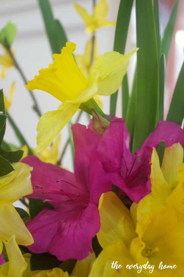 Fuchsia Azaleas | The Everyday Home