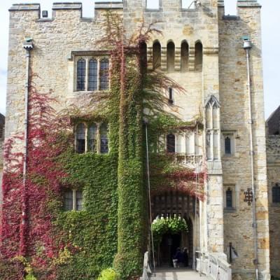 Tour of Hever Castle England {Part 1}