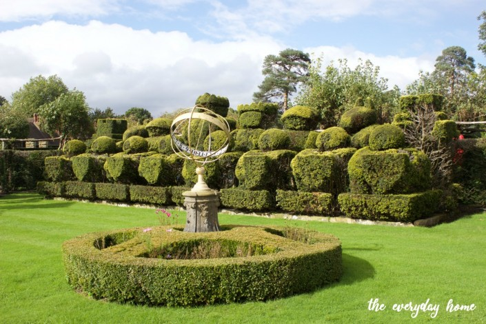 Hever Castle Chess Garden | The Everyday Home