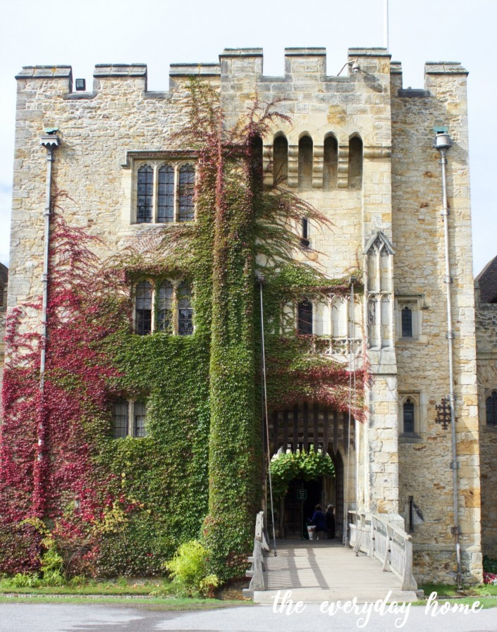 Hever Castle Gate | The Everyday Home
