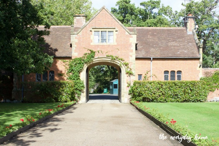 Hever Castle Gates | The Everyday Home
