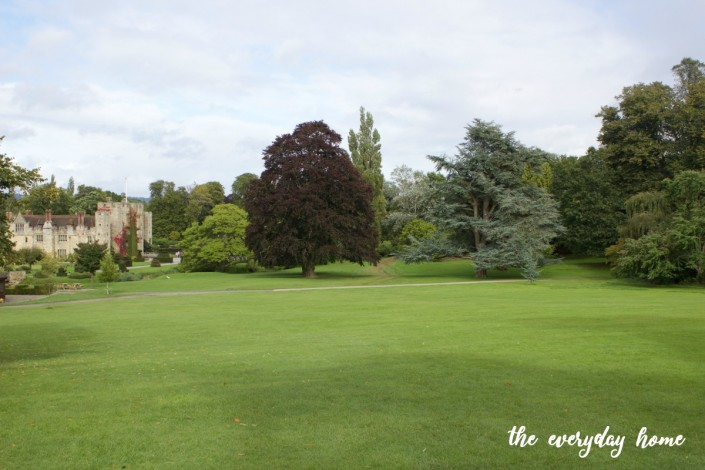 Hever Castle Grounds | The Everyday Home