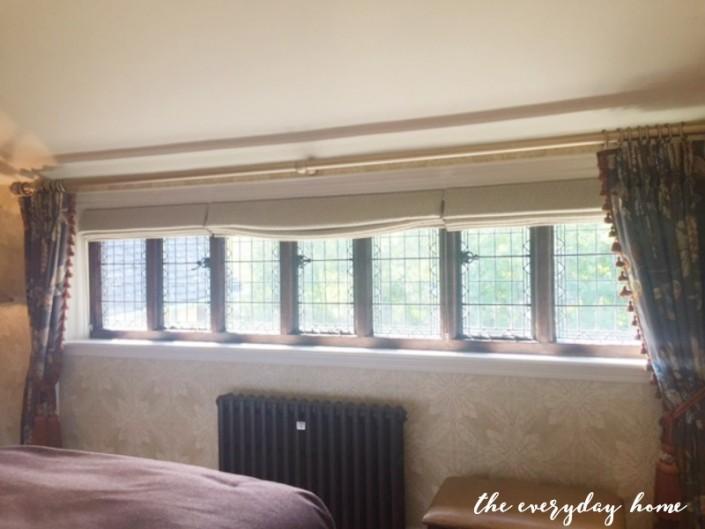 Hever Castle Inn | Bedroom Windows | The Everyday Home