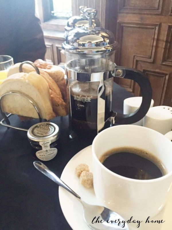 Hever Castle Inn | Breakfast | The Everyday Home