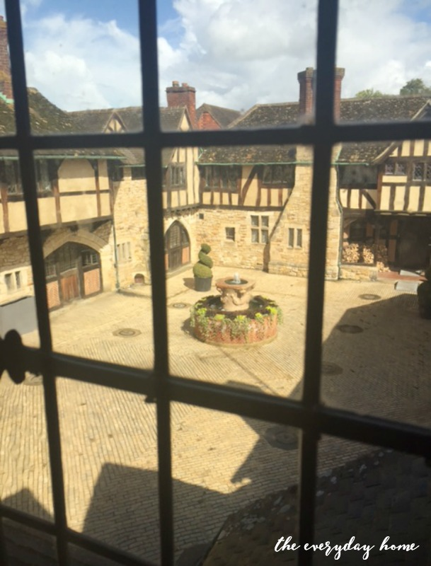 Hever Castle Inn | Courtyard View | The Everyday Home