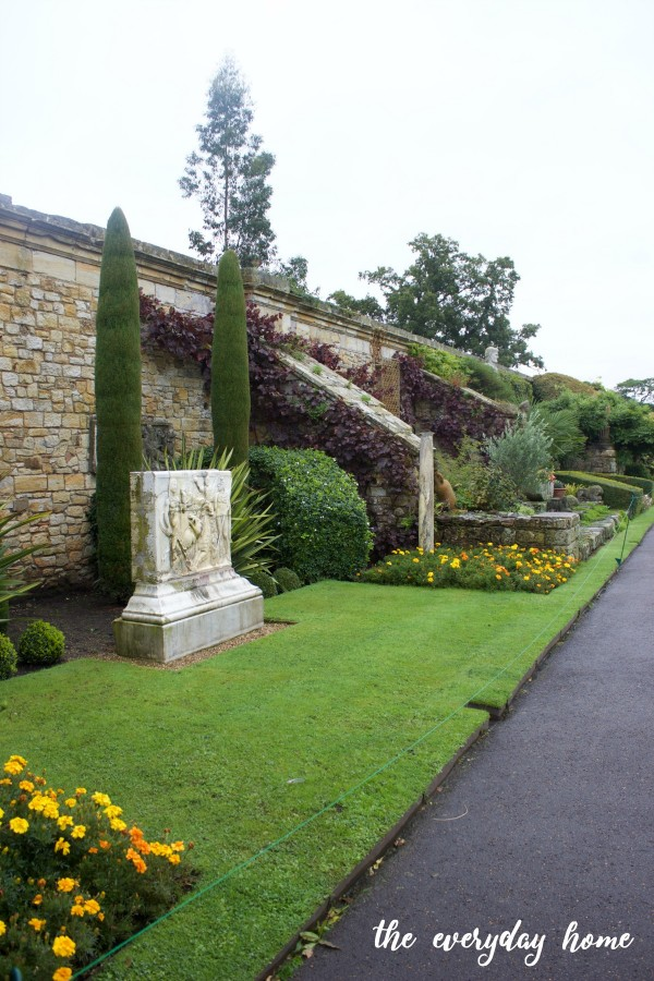 Hever Castle Italian Garden Wall | The Everyday Home