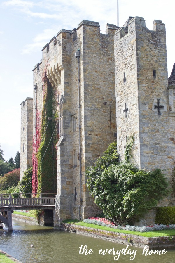 Hever Castle Mote | The Everyday Home