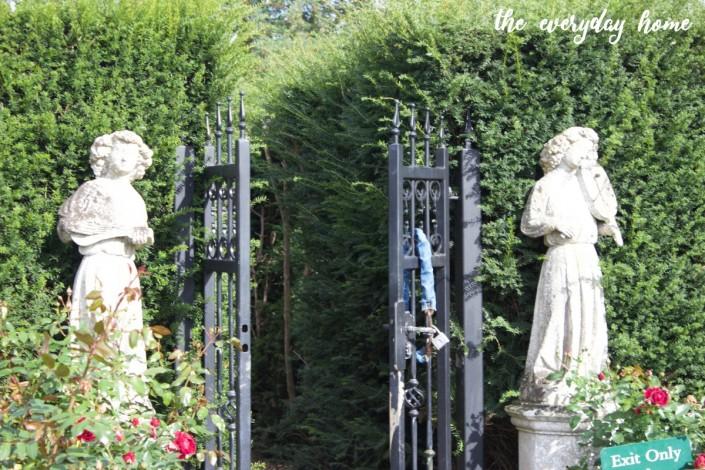 Hever Castle Secret Garden | The Everyday Home
