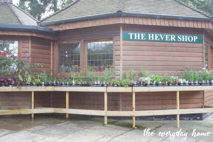 Hever Castle Shop | The Everyday Home