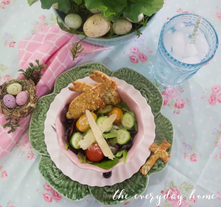 Homemade Bunny Crackers | The Everyday Home | www.everydayhomeblog.com