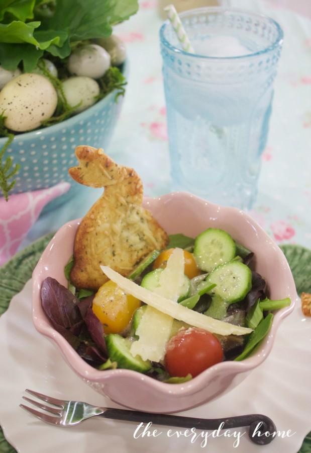 Rosemary & Parmesan Bunny Crackers   The Everyday Home   www.everydayhomeblog.com