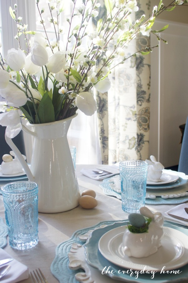 Spring Home Tour | Easter Table | The Everyday Home