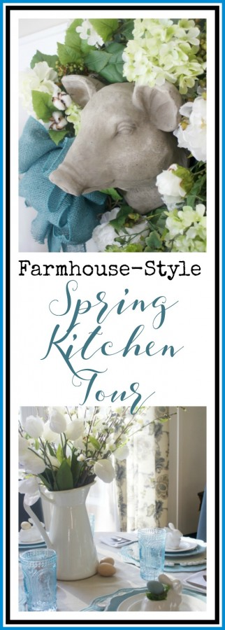 Spring Kitchen Tour | Farmhouse Style | The Everyday Home