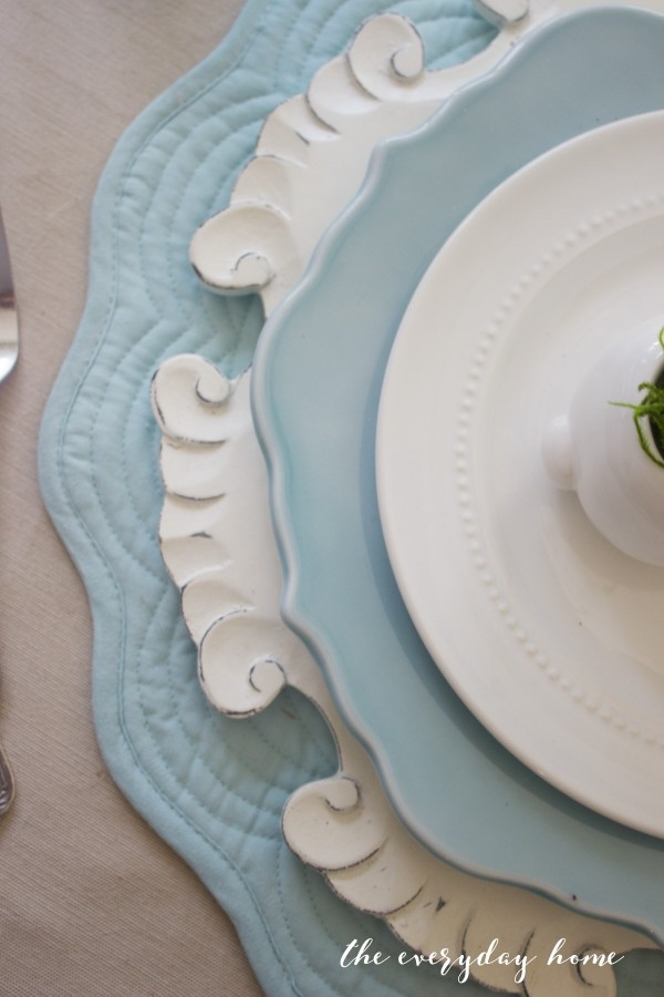 Spring Kitchen Tour | Placesetting | The Everyday Home