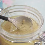 Tuscan Roasted Garlic and Parmesan Vinaigrette