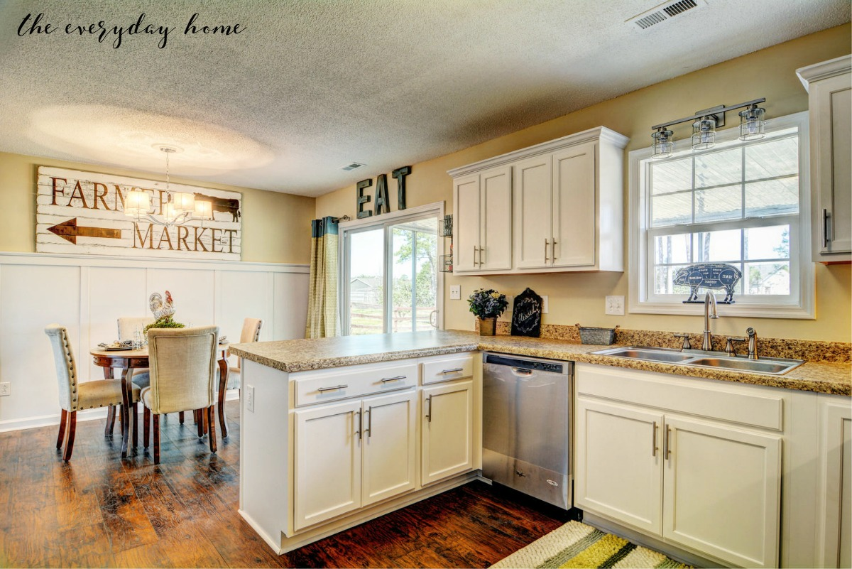 Flip House - Kitchen | The Everyday Home