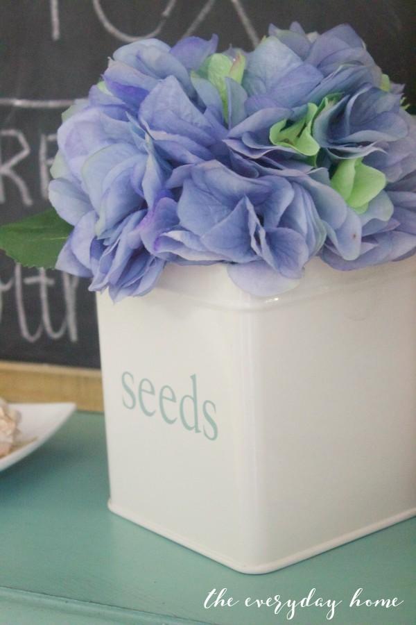 Hydrangea Blossom | The Everyday Home
