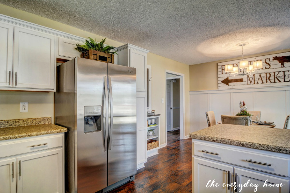 Kitchen After - Flip House Tour | The Everyday Home Blog