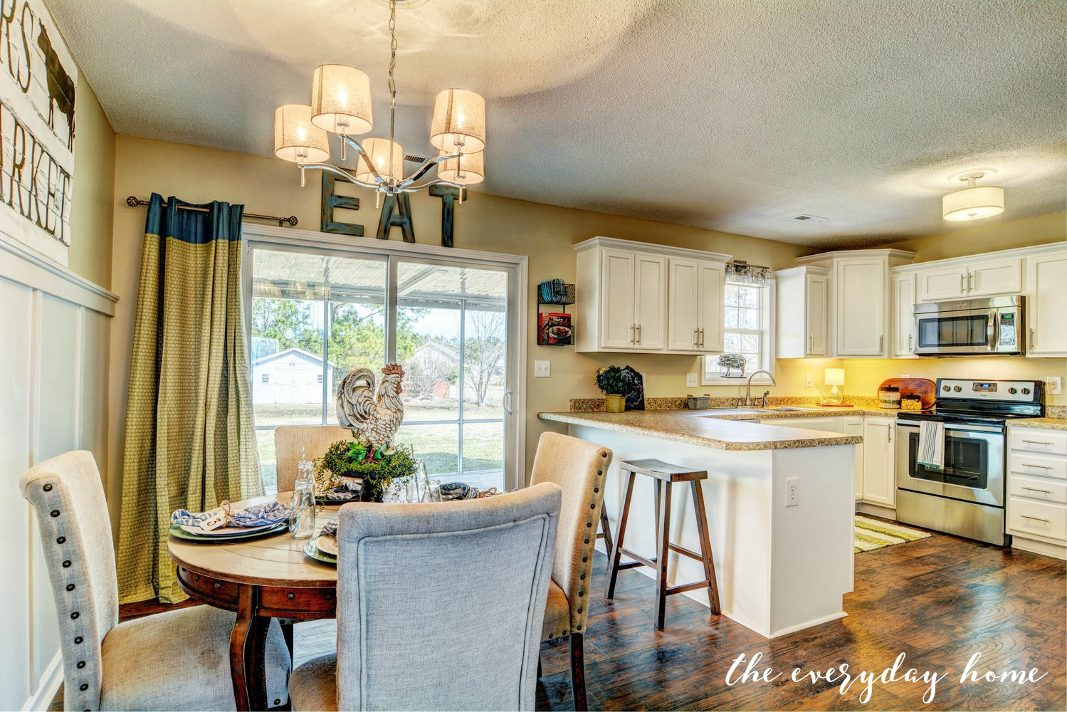 Kitchen and Dining Room Reveal | The Everyday Home