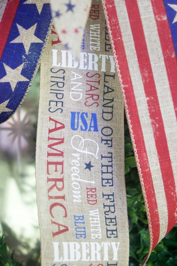 Americana Ribbon   The Everyday Home