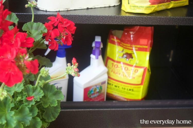 Garden Storage | The Everyday Home