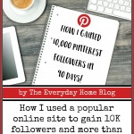 How I Gained 10,000 Pinterest Followers in 90 Days!
