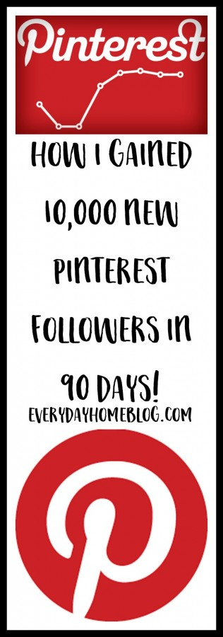 How to Gain More Pinterest Followers | The Everyday Home