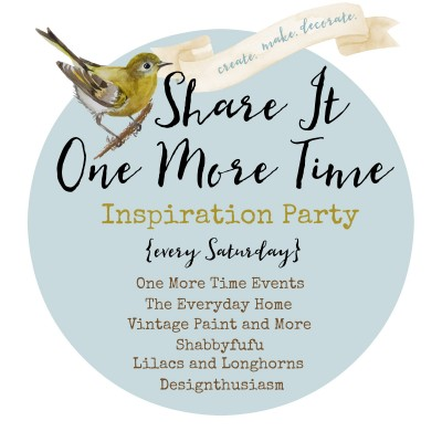 Share It One More Time Inspiration Party #33