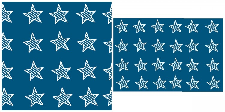 PicMonkey Collage stars