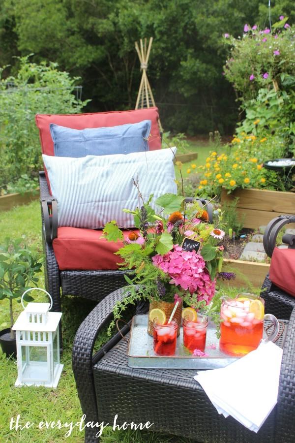 Summer Lemonade | The Everyday Home | everydayhomeblog.com