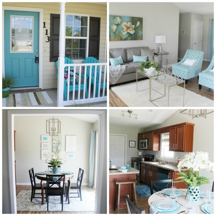 Before and After Fixer Upper Reveal