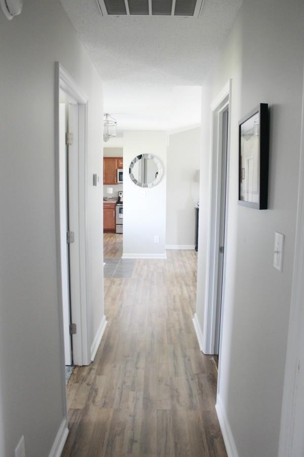 113 Gamble Way Hallway