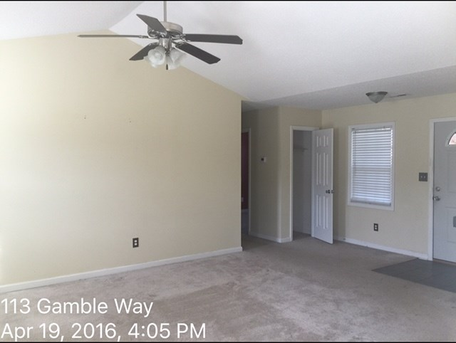 113 Gamble Way KR Before