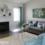 How to Create an All White Accent Wall