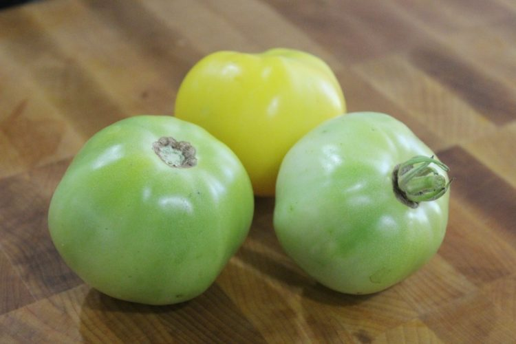 Green Tomatoes | The Everyday Home