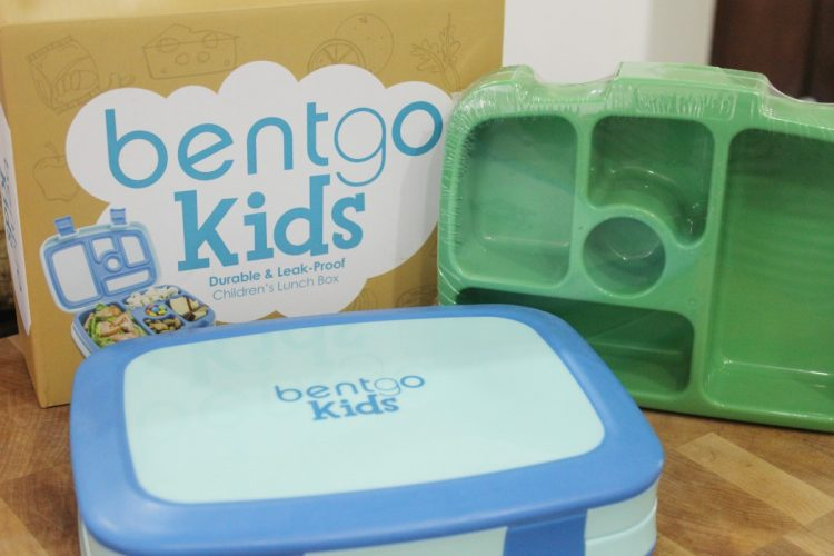 BentgoKids Lunch Box The Everyday Home www.everydayhomeblog.com