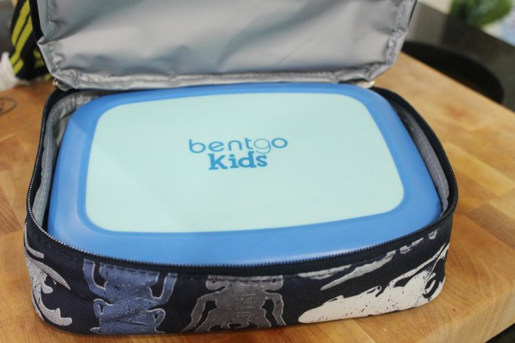 Bento Box Fits Inside Lunch Bag | The Everyday Home | www.everydayhomeblog.com