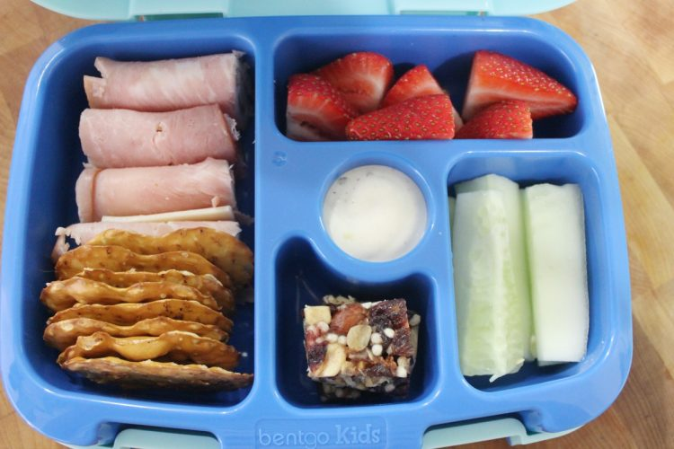 Bento Box Lunch for Kids | The Everyday Home | www.everydayhomeblog.com