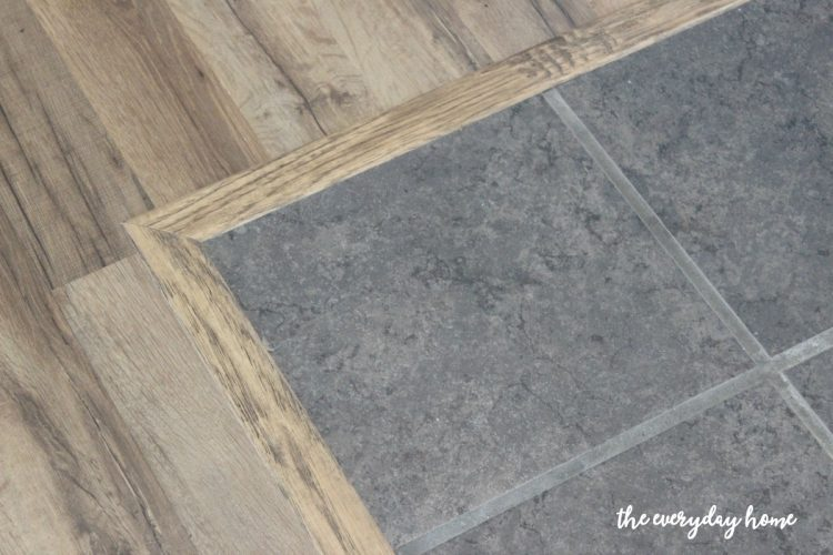 Flooring Transitions | The Everyday Home | www.everydayhomeblog.com