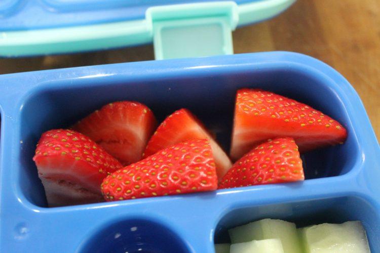 Fresh Starwberries | The Everyday Home | www.everydayhomeblog.com
