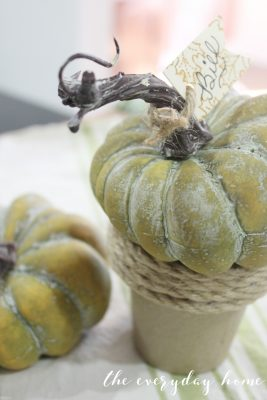 Five 10-Minute DIY Fall Tablescape Projects: Part 1