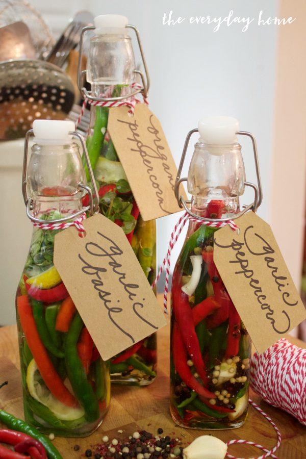 easy-pepper-vinegar-recipes | The Everyday Home | www.everydayhomeblog.com