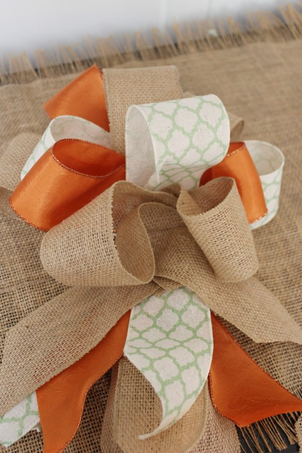 fall-bow | the everyday home | www.everydayhomeblog.com