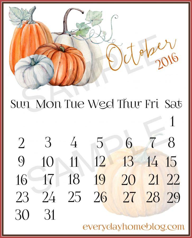 octover-2016-calendar-sample