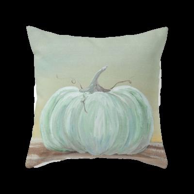 painted-blue-pumpkin