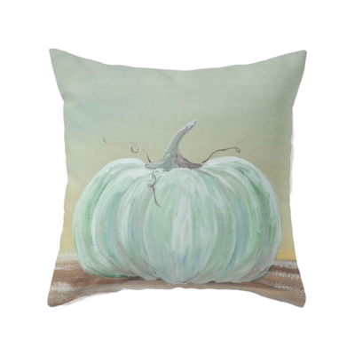 painted-blue-pumpkin