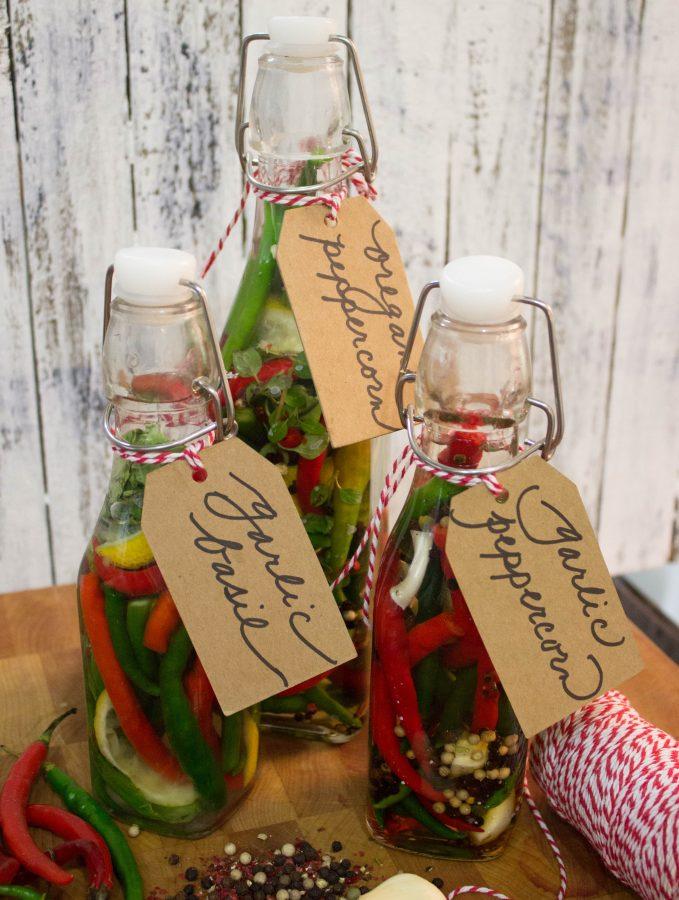 pepper-vinegars | The Everyday Home | www.everydayhomeblog.com