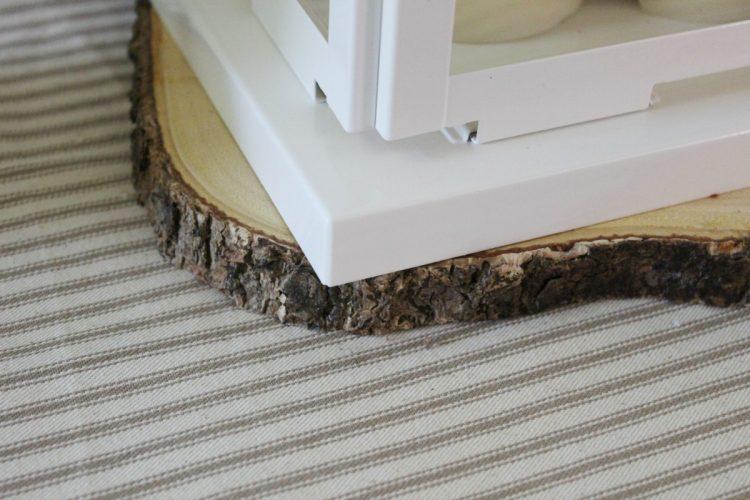 Using-a-Wood-Riser-to-Create-Height | The Everyday Home | www.everydayhomeblog.com
