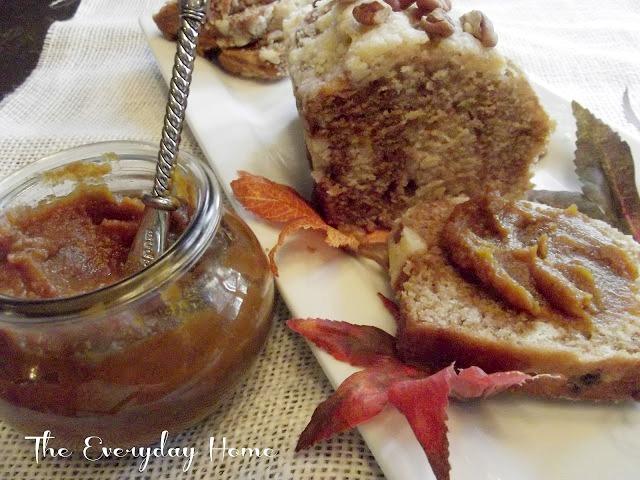 easy-crockpot-pumpkin-butter | The Everyday Home | www.everydayhomeblog.com